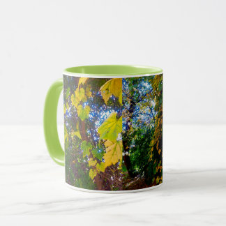 Golden Trails Mug
