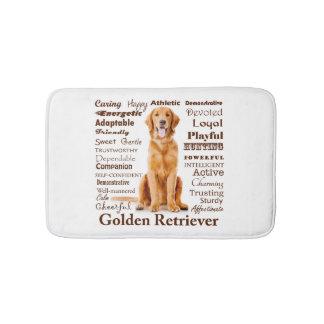 Golden Traits Bath Mat