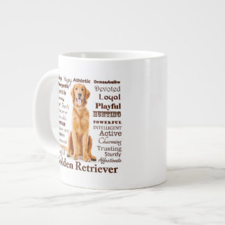 Golden Traits Jumbo Mug