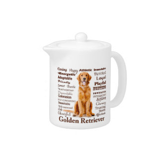 Golden Traits Teapot