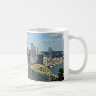 Golden Triangle Coffee Mug