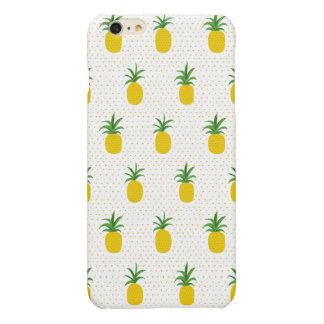 Golden Tropical Pineapples