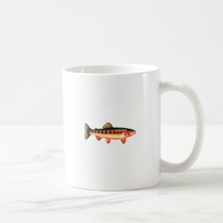 Golden Trout Coffee Mug