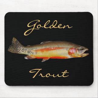 Golden Trout Mouse Pad