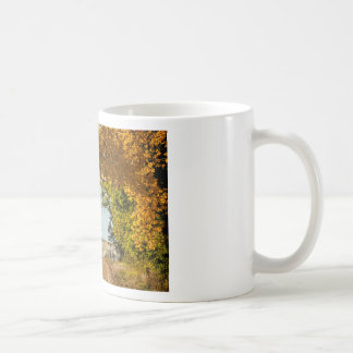Golden Tunnel Of Love Coffee Mug