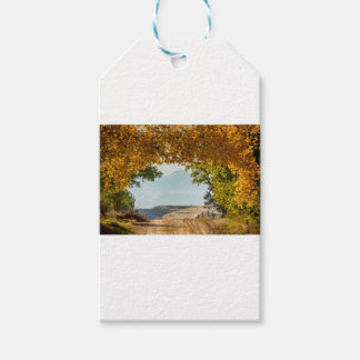 Golden Tunnel Of Love Gift Tags