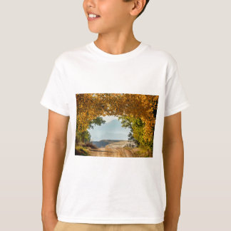 Golden Tunnel Of Love T-Shirt
