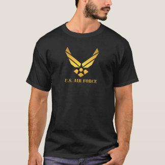 Golden U.S Air Force T-Shirt
