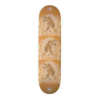 Golden Unicorn Skate Boards