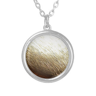 Golden Vermeil Silver Plated Necklace