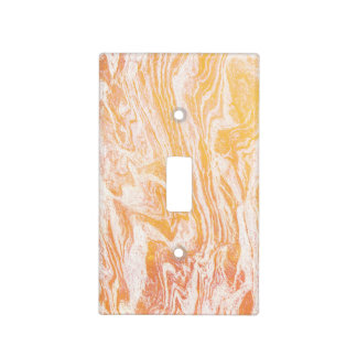 Golden Vibes Light Switch Cover