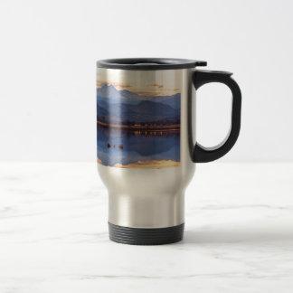 Golden View Travel Mug