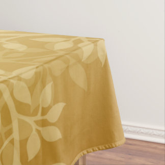 Golden Vine Beautiful Tablecloth