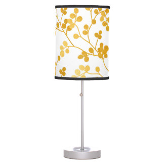 Golden Vines Table Lamp