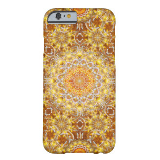 Golden Visions Mandala Barely There iPhone 6 Case