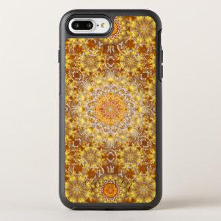 Golden Visions Mandala OtterBox Symmetry iPhone 7 Plus Case
