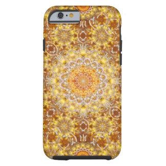 Golden Visions Mandala Tough iPhone 6 Case