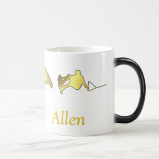 Golden Wakeboarders Custom Drink Mug