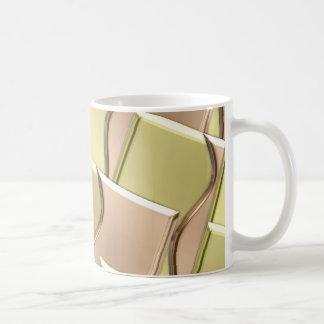 Golden Waves Coffee Mug