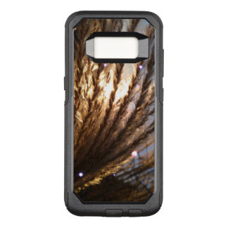 Golden Wheat Light Rays and Blue Sky OtterBox Commuter Samsung Galaxy S8 Case