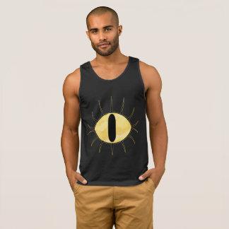 Golden Wicker Eye Shirt