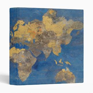 Golden World Binder