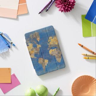 Golden World iPad Mini Cover