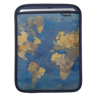 Golden World iPad Sleeve