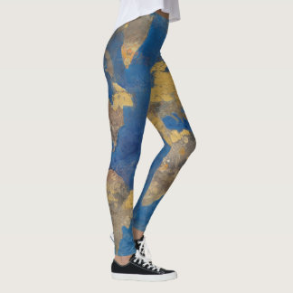 Golden World Leggings