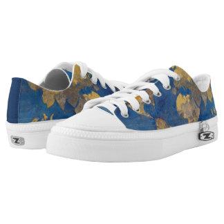 Golden World Low-Top Sneakers