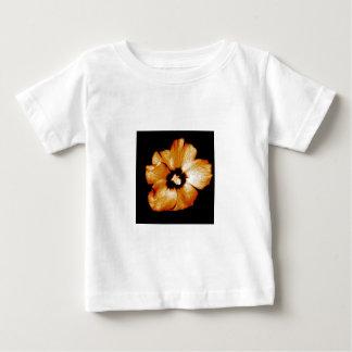 Golden Yellow Hibiscus Baby T-Shirt