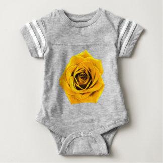Golden Yellow Rose 20171027b Baby Bodysuit