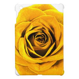 Golden Yellow Rose 20171027b iPad Mini Cover