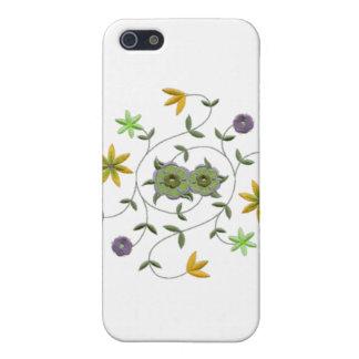 Golden Yellow Sage Spring Flower Garden iPhone 5/5S Cover