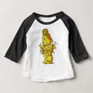 Golden Zizou it accomplishes and pulls out i! Baby T-Shirt