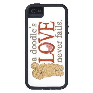 Goldendoodle Dog Love Phone Case