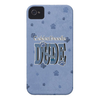 GoldenDoodle DUDE iPhone 4 Covers