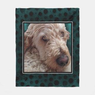 Goldendoodle Fleece Blanket