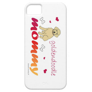 goldendoodle iPhone 5 cover