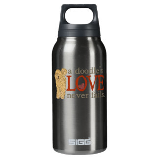 Goldendoodle Love - Water bottle