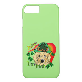 Goldendoodle St Patricks Day Case-Mate iPhone Case