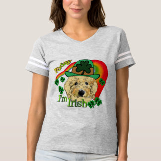 Goldendoodle St Patricks Day T-shirt