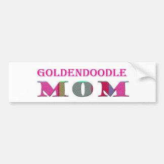 GoldendoodleMom Bumper Sticker