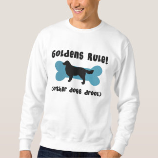 Goldens Rule Embroidered Shirt (Sweatshirt)