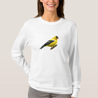 Goldfinch by Cindy Agan T-Shirt