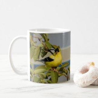 Goldfinch Glee Mug