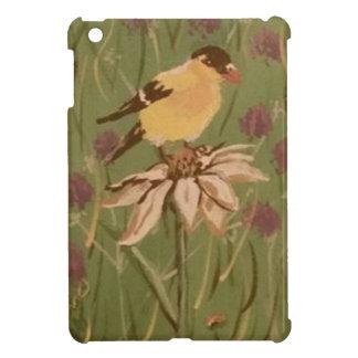 goldfinch iPad mini cases