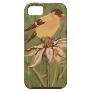 goldfinch iPhone 5 covers