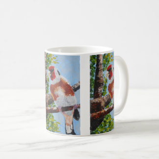 Goldfinch Mug