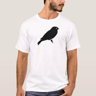 Goldfinch T-Shirt Black